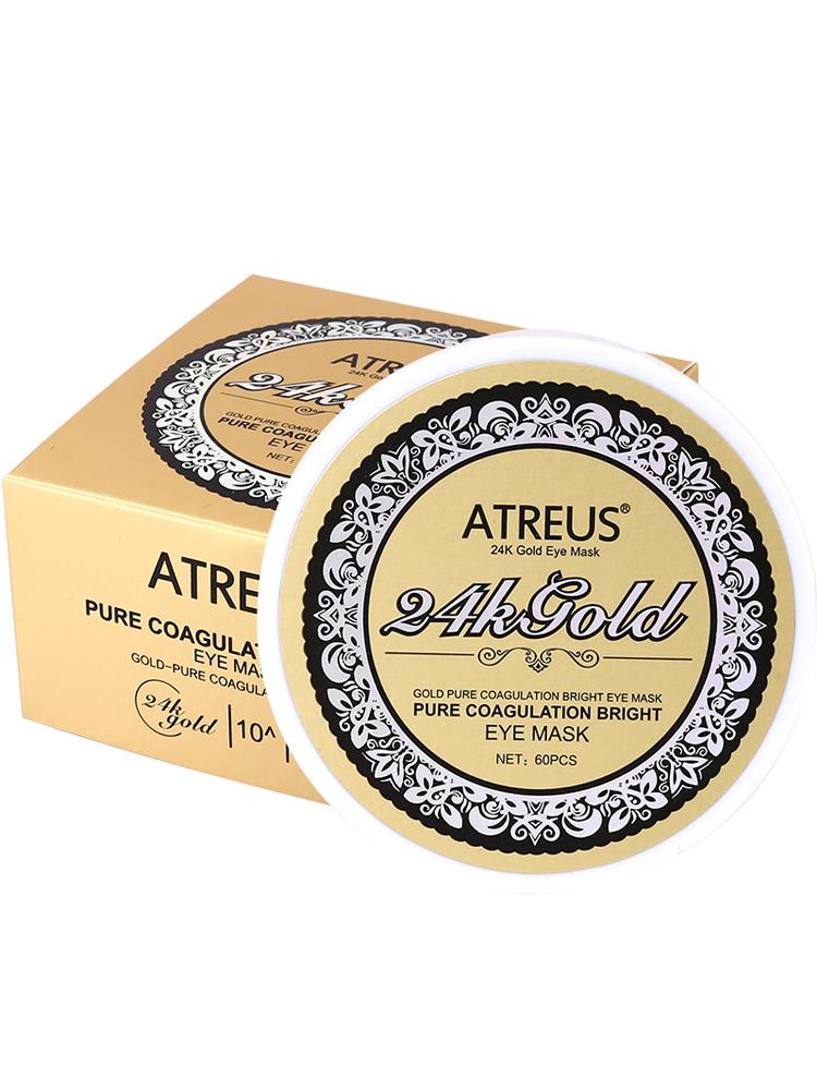 泰国ATREUS 黄金眼膜60片/盒
