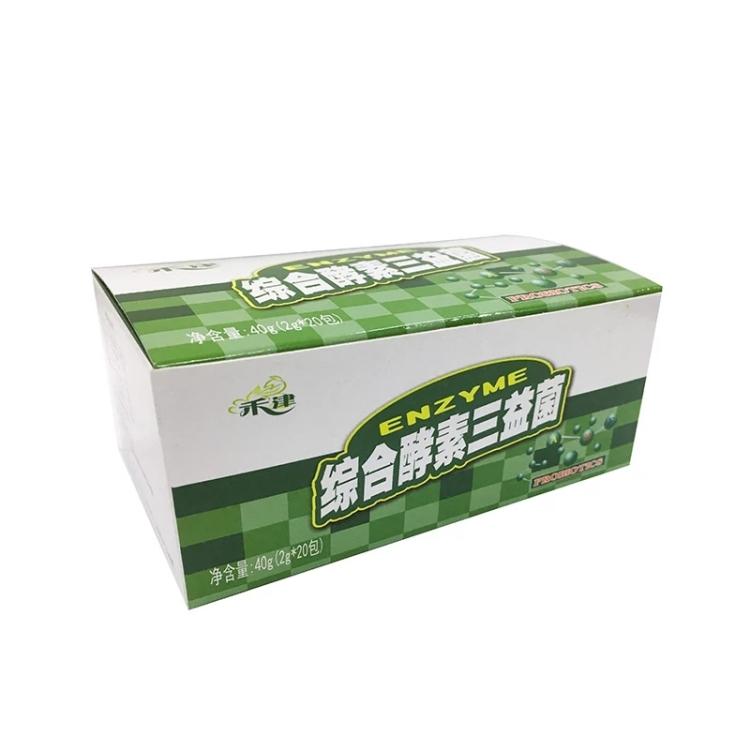 禾津综合酵素三益菌微生物发酵2gX20包/盒